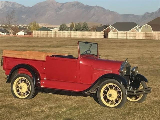 1929 Ford Model A (CC-1485291) for sale in Cadillac, Michigan