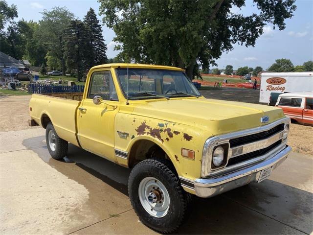 1970 Chevrolet C/K 20 (CC-1485294) for sale in Brookings, South Dakota