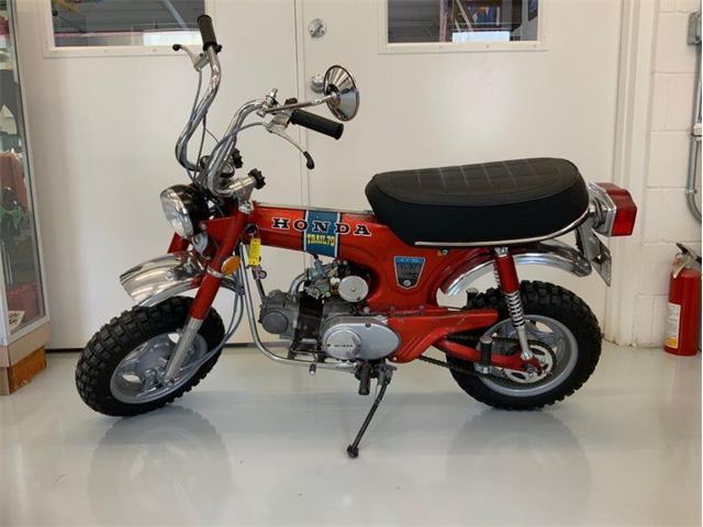 1972 Honda Motorcycle (CC-1485301) for sale in Fredericksburg, Texas