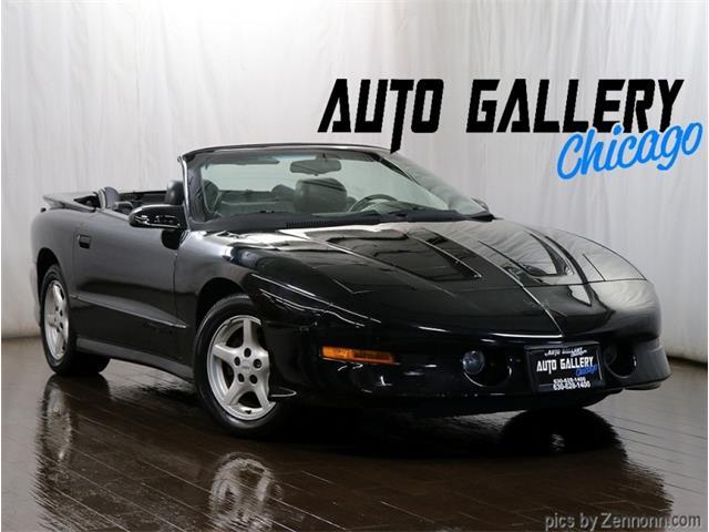 1995 Pontiac Firebird (CC-1485318) for sale in Addison, Illinois