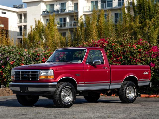 1995 Ford F150 (CC-1485334) for sale in Marina Del Rey, California