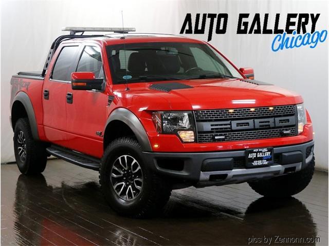 2012 Ford F150 (CC-1485335) for sale in Addison, Illinois
