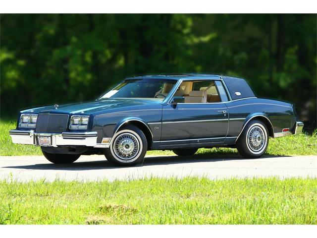 1985 Buick Riviera (CC-1480534) for sale in Elyria, Ohio