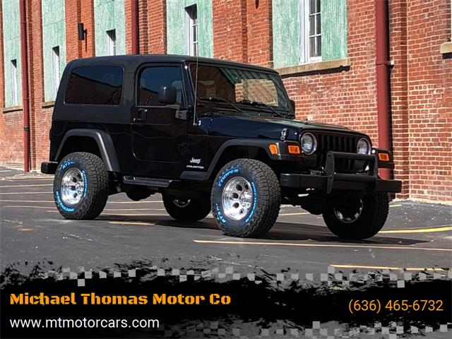 2006 Jeep Wrangler (CC-1485350) for sale in Saint Charles, Missouri