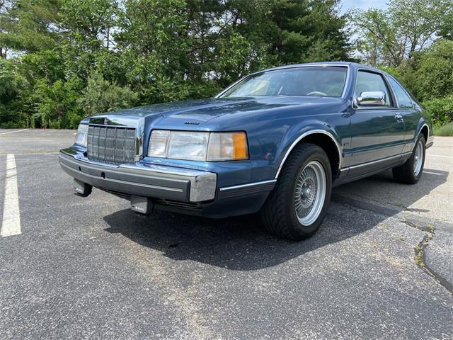 1988 Lincoln Mark VII (CC-1485356) for sale in Westford, Massachusetts