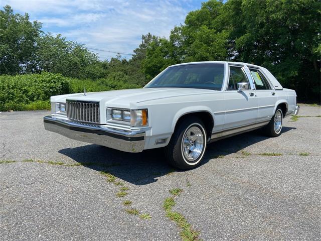 1987 Mercury Grand Marquis (CC-1485357) for sale in Westford, Massachusetts