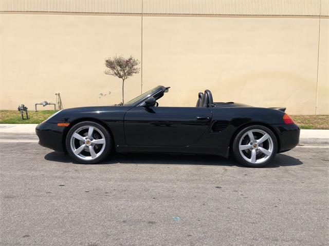 2000 Porsche Boxster (CC-1485369) for sale in Brea, California