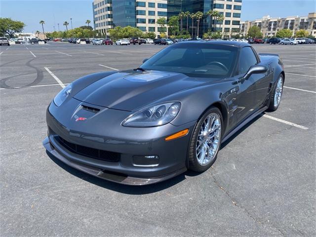 2009 Chevrolet Corvette ZR1 (CC-1480538) for sale in Anaheim, California
