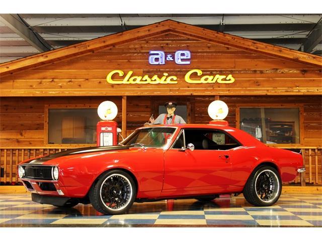 1967 Chevrolet Camaro (CC-1485407) for sale in New Braunfels , Texas