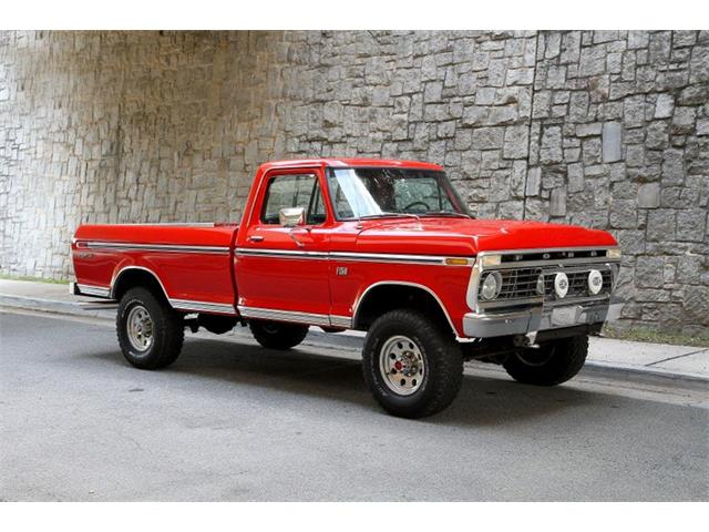 1975 Ford F250 (CC-1485409) for sale in Atlanta, Georgia