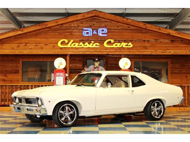 1972 Chevrolet Nova (CC-1485434) for sale in New Braunfels , Texas
