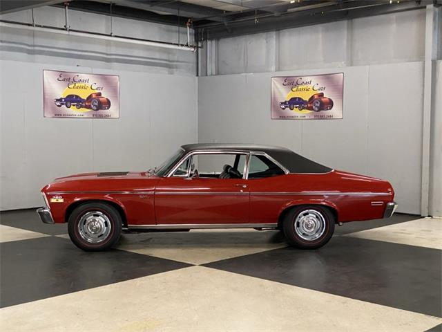 1971 Chevrolet Nova (CC-1485505) for sale in Lillington, North Carolina