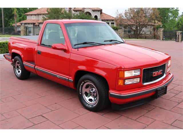 1996 GMC Sierra 1500 (CC-1485525) for sale in Conroe, Texas