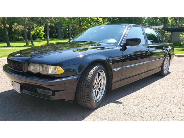 2001 BMW 7 Series (CC-1485528) for sale in Andover, Minnesota
