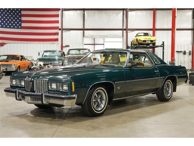 1977 Pontiac Grand Prix (CC-1485533) for sale in Kentwood, Michigan