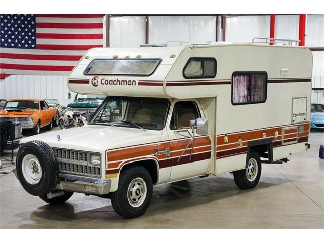 1983 Chevrolet C20 (CC-1485542) for sale in Kentwood, Michigan