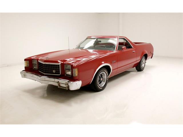 1979 Ford Ranchero (CC-1485544) for sale in Morgantown, Pennsylvania
