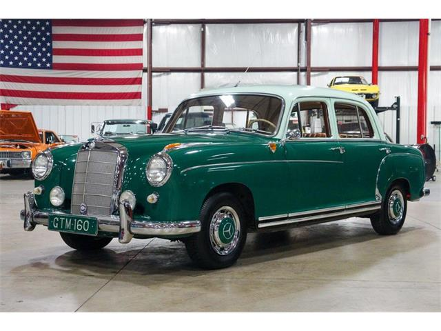 1959 Mercedes-Benz 220S (CC-1485554) for sale in Kentwood, Michigan