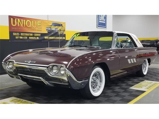 1963 Ford Thunderbird (CC-1485578) for sale in Mankato, Minnesota