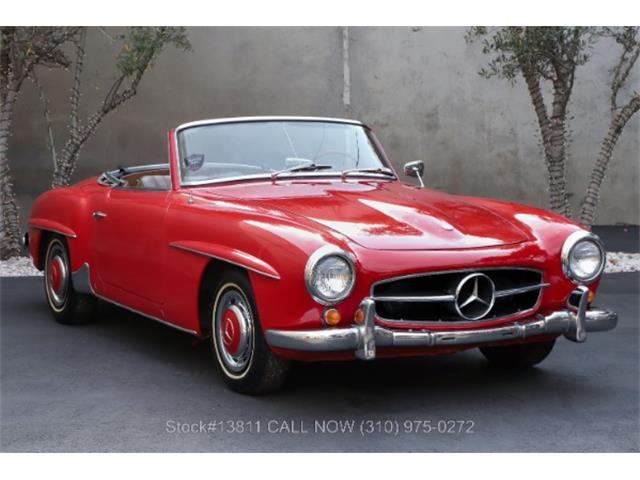 1960 Mercedes-Benz 190SL (CC-1485580) for sale in Beverly Hills, California
