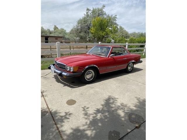 1974 Mercedes-Benz 450SL (CC-1485590) for sale in Cadillac, Michigan