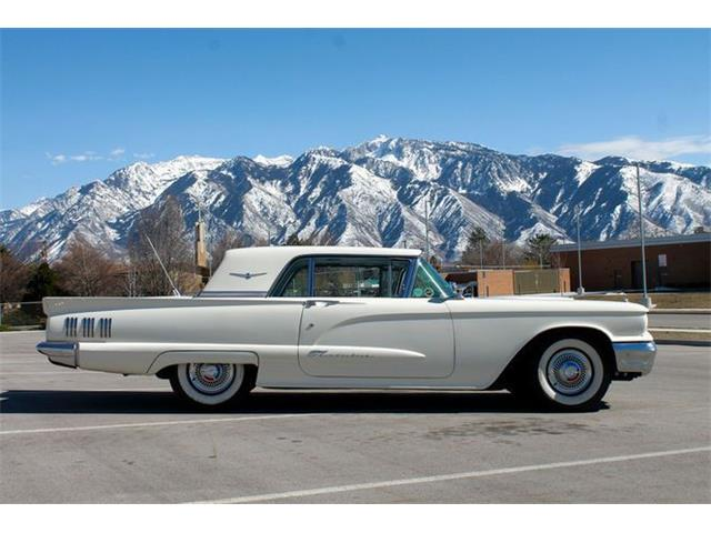 1960 Ford Thunderbird (CC-1485597) for sale in Cadillac, Michigan