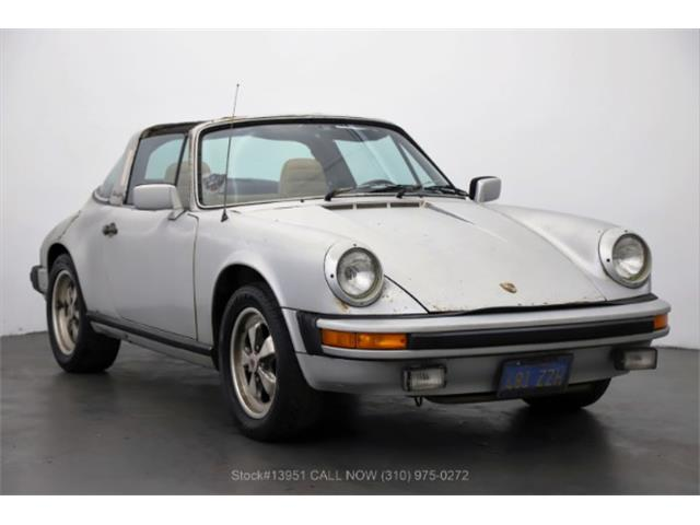 1980 Porsche 911SC (CC-1485598) for sale in Beverly Hills, California