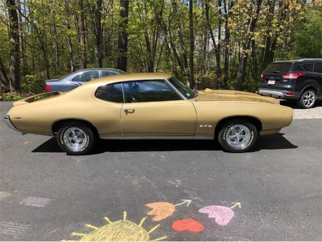 1969 Pontiac GTO (CC-1485601) for sale in Cadillac, Michigan