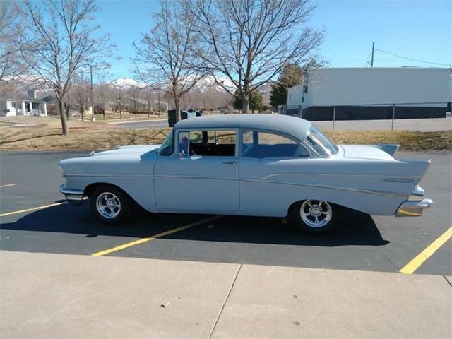 1957 Chevrolet 210 (CC-1485603) for sale in Cadillac, Michigan