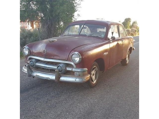 1951 Ford Custom (CC-1485608) for sale in Cadillac, Michigan