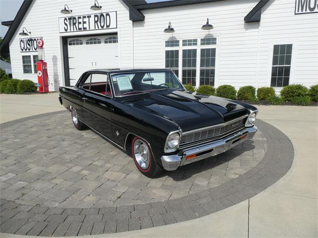 1966 Chevrolet Chevy II (CC-1480562) for sale in Newark, OH, Ohio