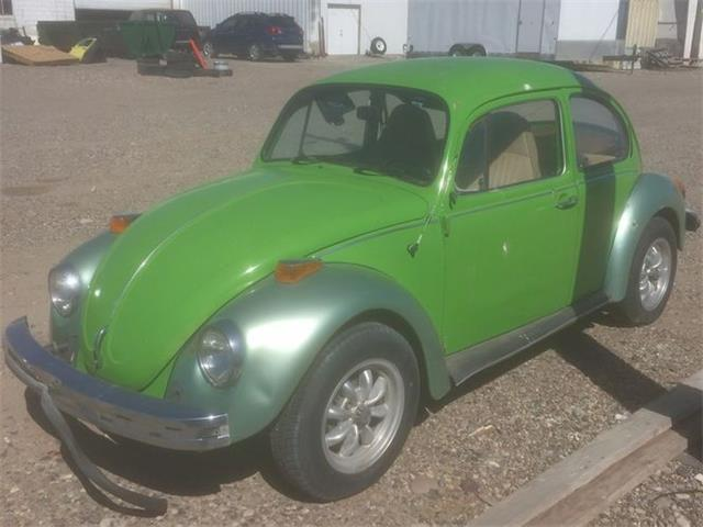 1975 Volkswagen Beetle (CC-1485627) for sale in Cadillac, Michigan