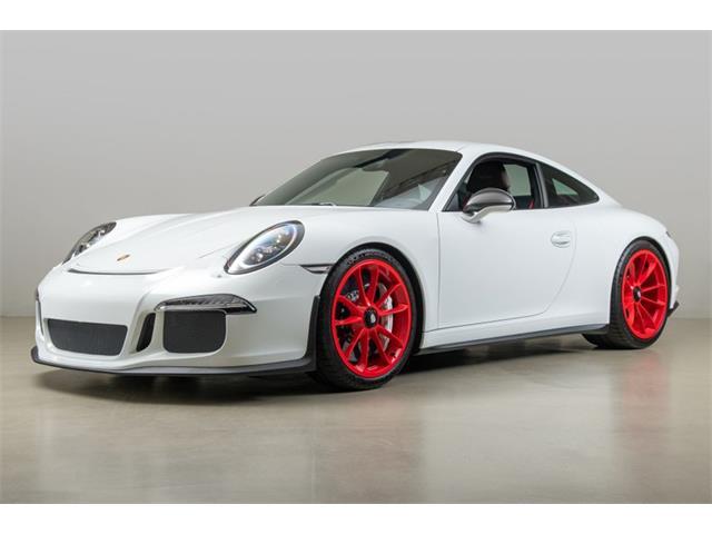 2016 Porsche 911 R (CC-1485649) for sale in Scotts Valley, California
