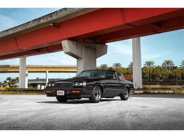 1986 Buick Grand National (CC-1485654) for sale in Fort Lauderdale, Florida
