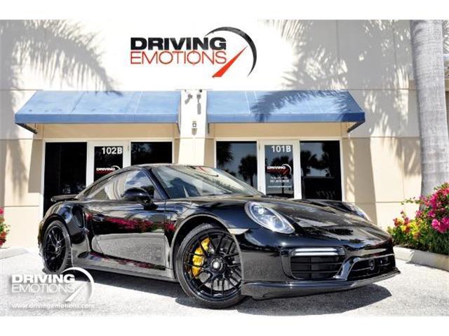 2017 Porsche 911 Turbo S (CC-1485657) for sale in West Palm Beach, Florida