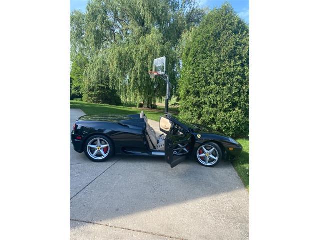 2001 Ferrari 360 Spider (CC-1485659) for sale in Mundelein, Illinois