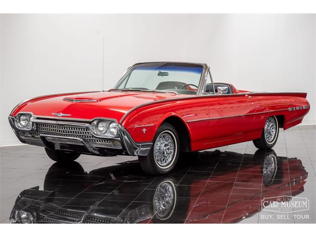1962 Ford Thunderbird (CC-1485675) for sale in St. Louis, Missouri