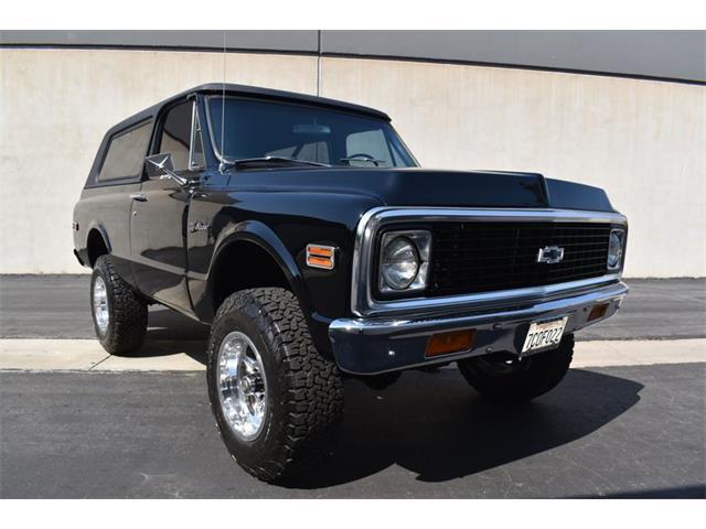 1971 Chevrolet Blazer (CC-1485687) for sale in Costa Mesa, California