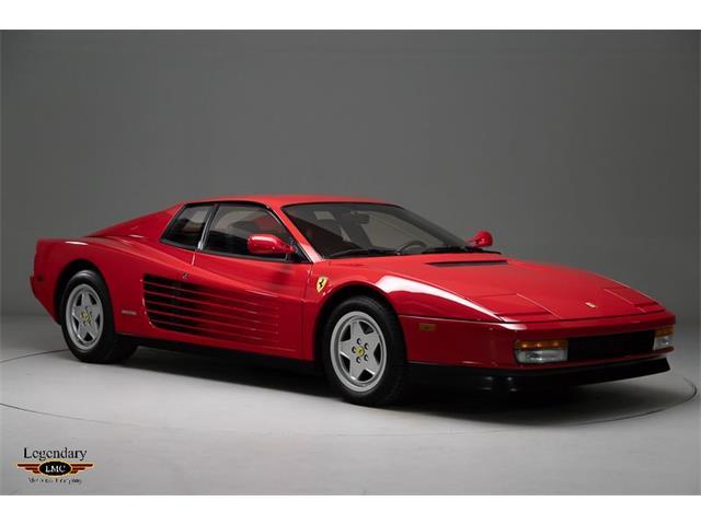 1989 Ferrari Testarossa (CC-1485696) for sale in Halton Hills, Ontario