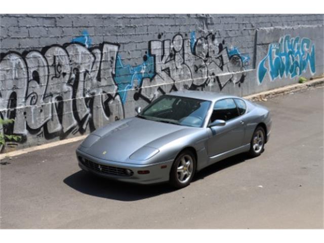2001 Ferrari 456 (CC-1485698) for sale in Astoria, New York
