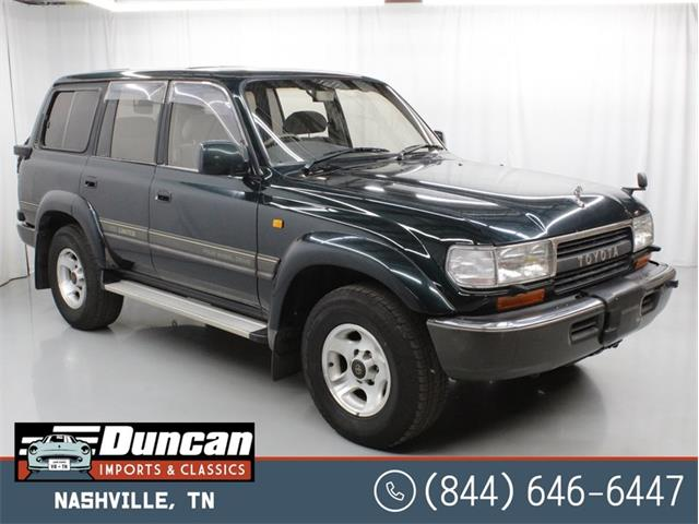 1992 Toyota Land Cruiser FJ (CC-1480057) for sale in Christiansburg, Virginia