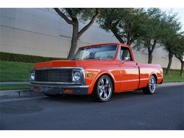1971 Chevrolet C10 (CC-1485714) for sale in Torrance, California