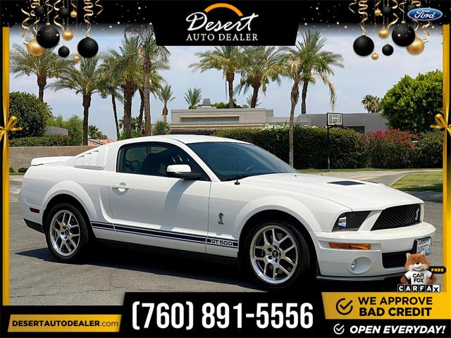 2008 Shelby GT500 (CC-1485732) for sale in Palm Desert, California