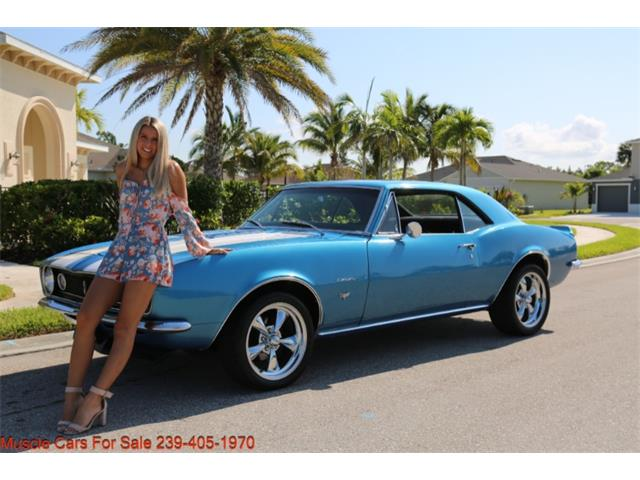 1967 Chevrolet Camaro (CC-1485754) for sale in Fort Myers, Florida