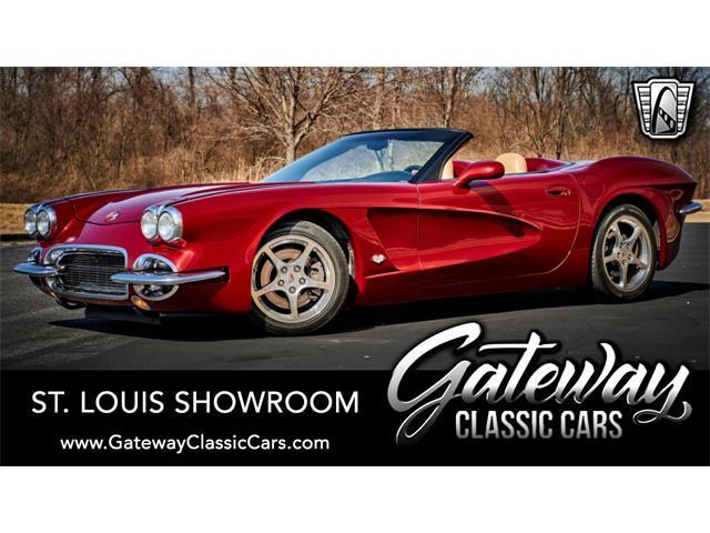 2002 Chevrolet Corvette (CC-1485786) for sale in O'Fallon, Illinois
