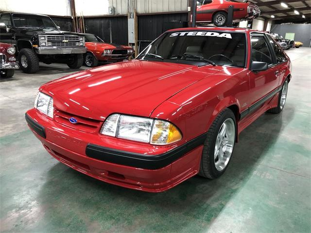 1990 Ford Mustang (CC-1480579) for sale in Sherman, Texas