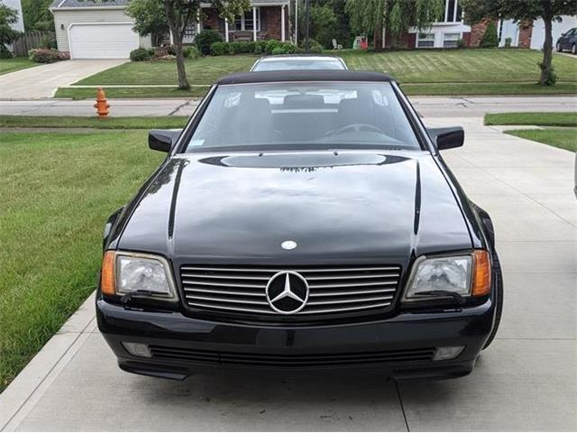 1994 Mercedes-Benz SL500 (CC-1485809) for sale in NORTH OLMSTED, Ohio