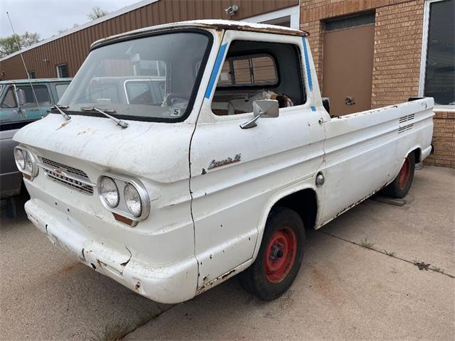 1961 Chevrolet Corvair (CC-1480581) for sale in Hastings, Nebraska