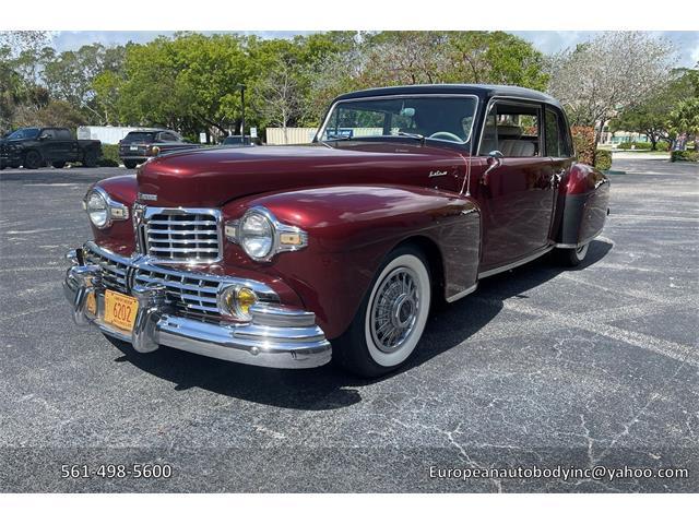 1948 Lincoln Continental (CC-1480585) for sale in Boca Raton, Florida