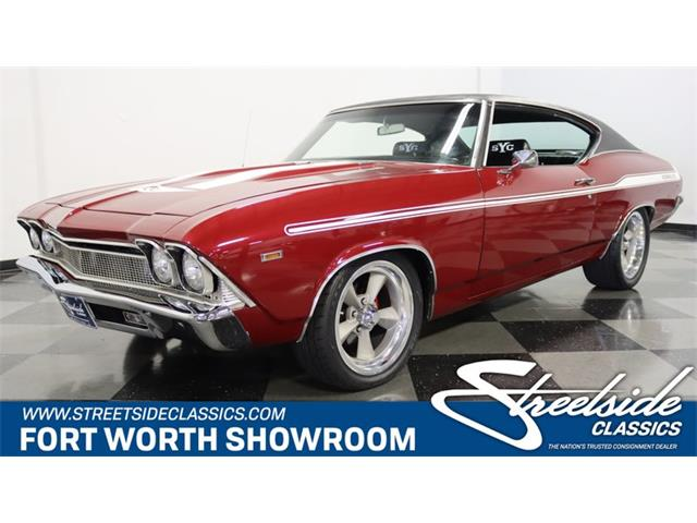 1969 Chevrolet Chevelle (CC-1485863) for sale in Ft Worth, Texas
